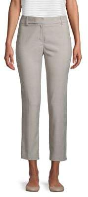 Calvin Klein Textured Slim-Fit Pants