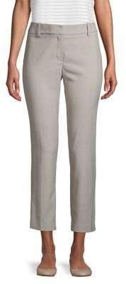 Calvin Klein Textured Slim-Fit Pants