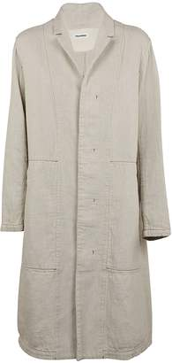 Plantation Concealed Fastening Coat