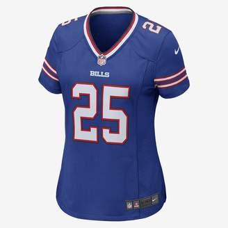 Nike NFL Buffalo Bills (LeSean McCoy) Women's Football Home Game Jersey