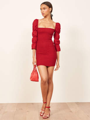 Reformation Jacinta Dress