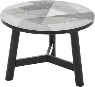 Vienna Woods Promotions Outdoor Coffee Table, Linear
