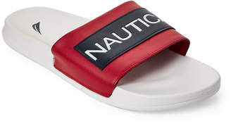 Nautica Red Altair Slide Sandals