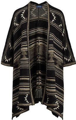 Polo Ralph Lauren Linen-Silk Cardigan $598 thestylecure.com