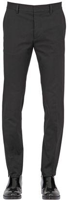 16.5cm Tokyo Stretch Cotton Drill Pants $420 thestylecure.com