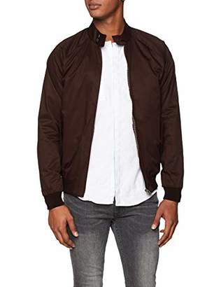 Ben Sherman Men's Core Harrrington Jacket,(Manufacturer Size: L)