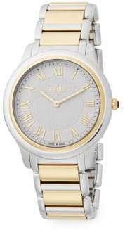 Classico Two-Tone Stainless Steel Watch