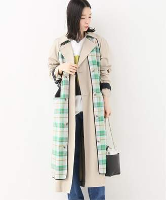 Journal Standard (ジャーナル スタンダード) - JOURNAL STANDARD L'ESSAGE 【Tibi/ティビ】TRENCH W/REMOVABLE PRINTED:コート