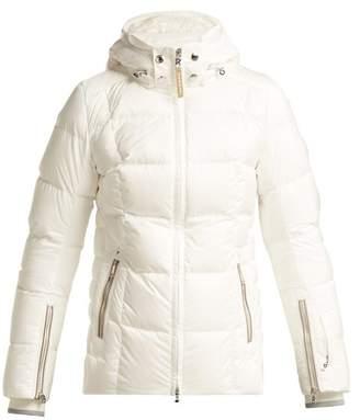 Bogner Vera Quilted Ski Jacket - Womens - White