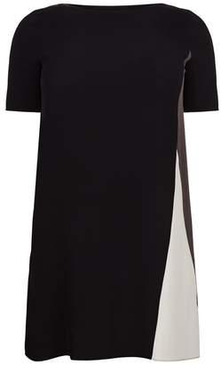 Eileen Fisher Bateau Neck Dress