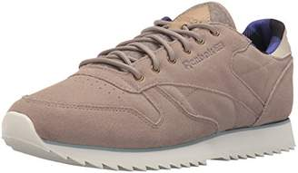 Reebok Women's CL Lthr Outdoor Fashion Sneaker $79.99 thestylecure.com