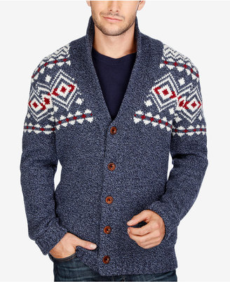 Lucky Brand Men's Lodge Cardigan $149 thestylecure.com