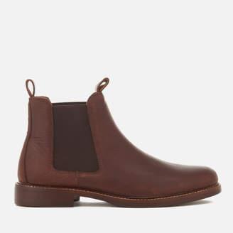 Polo Ralph Lauren Men's Normanton Leather Chelsea Boots - Deep Saddle Tan