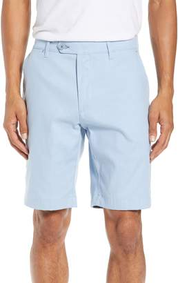 Ted Baker Beshor Slim Fit Stretch Cotton Shorts