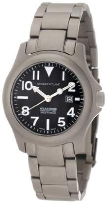 Momentum Women's 1M-SP01B0 Atlas Dial Titanium Bracelet Watch