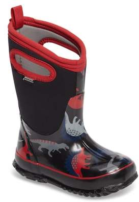 Bogs Classic Dino Insulated Waterproof Boot