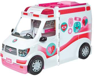 Barbie Girls Care Clinic Vehicle Playset