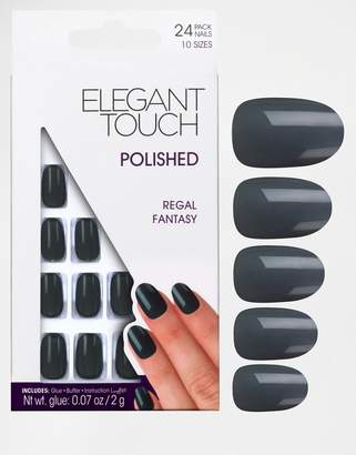 Elegant Touch Polished Nails - Royal Collection
