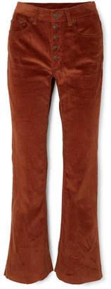 MM6 MAISON MARGIELA Cotton-corduroy Bootcut Pants