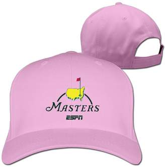 Oops Times Cap Adult Masters Golf Logo Adjustable Fashion Peak Baseball Cap Hat