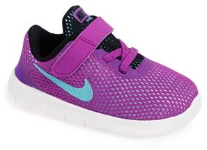 Toddler Nike Free Rn Sneaker $48 thestylecure.com