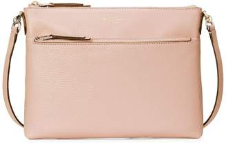 Kate Spade Polly Textured Leather Crossbody Bag