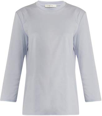 The Row Mave cotton-jersey T-shirt