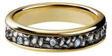 Jewellery Theatre Wedding Collection 19mm Ring