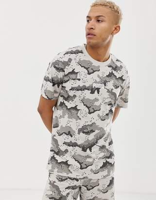 3db5c9b4 Puma Wild Pack t-shirt in camo print
