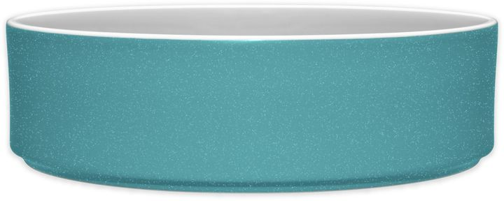 Noritake Noritake® ColorTrio Stax Serving Bowl in Turquoise