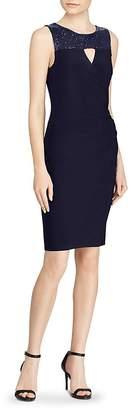 Lauren Ralph Lauren Sequined Jersey Dress