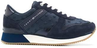 Tommy Hilfiger star embossed sneakers