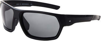 Under Armour 863109 Black Shock Sport Wrap Sunglasses