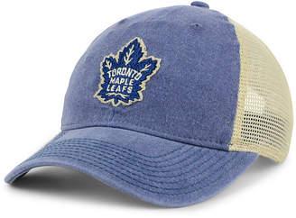 adidas Toronto Maple Leafs Sun Bleached Slouch Cap