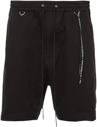 Mastermind Japan (マスターマインド) - Mastermind Japan bermuda shorts with skull print