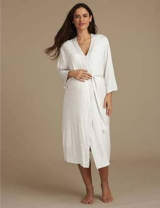 Marks and Spencer Maternity Wrap Dressing Gown