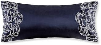 Natori Origami Mum Oblong Decorative Pillow, 10 x 22