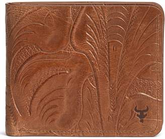Trask 'Jackson' Slimfold Italian Steer Leather Wallet