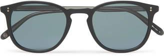 Garrett Leight California Optical - Kinney 49 Square-Frame Matte-Acetate Sunglasses