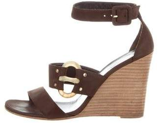 Hermes Chaine d'Ancre Wedge Sandals