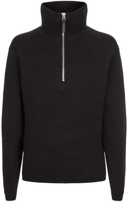Acne Studios Ribbed Turtleneck Sweater