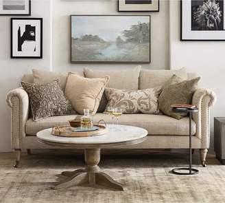 Pottery Barn Fionah Upholstered Sofa