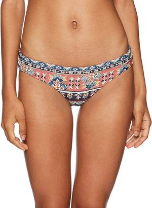 Billabong Women's Last Tribe Lowrider Bikini Bottom