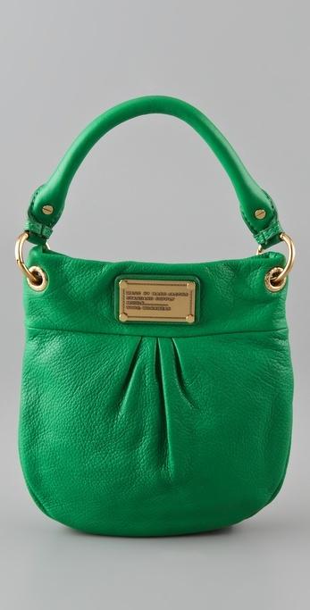 Marc by Marc Jacobs Classic Q Mini Hillier Bag
