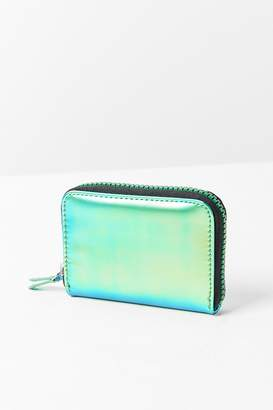Urban Outfitters Small Zip Wallet