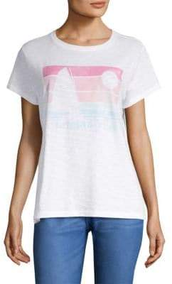 Vineyard Vines Relaxed-Fit Sailboat Graphic Tee