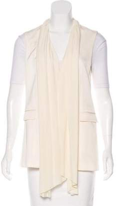 Rag & Bone Lightweight Draped Vest w/ Tags