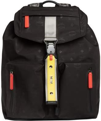 MCM Nylon Resnick Backpack