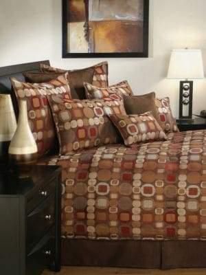 Sherry Kline Metro 4-Piece Comforter Set