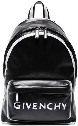 Givenchy Graffiti Logo Backpack